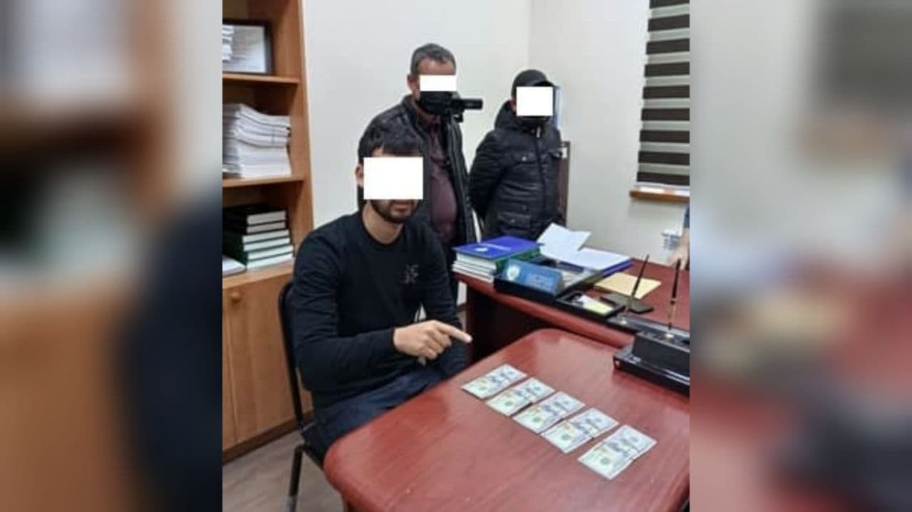В Сергелийском районе мошенники обещали получить разрешение на тонировку за 500 долларов
