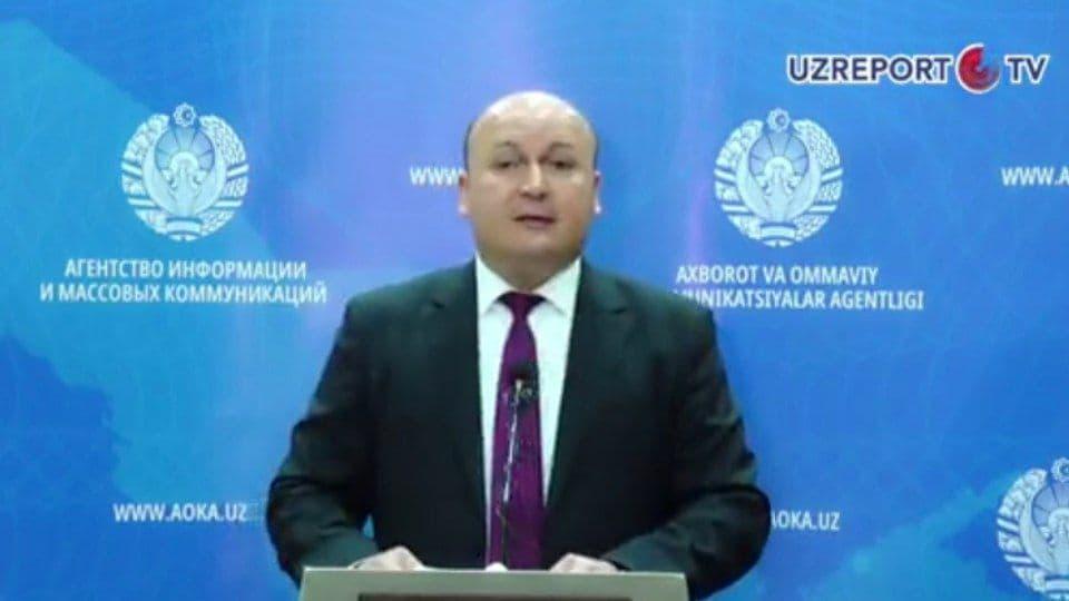 Ботир Курбанов ответил на вопросы о новых случаях заболеваний в детских садах и школах