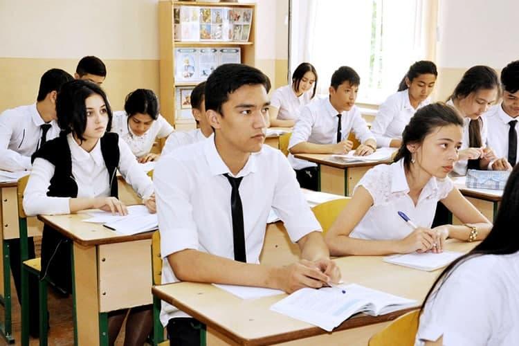 В Узбекистане создадут классы с углубленным изучением физики