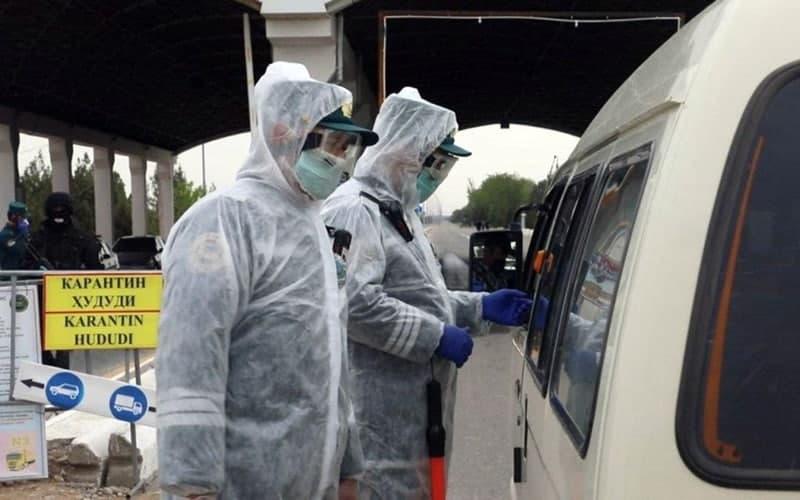 За сутки в Узбекистане COVID-19 обнаружили у 119 человек