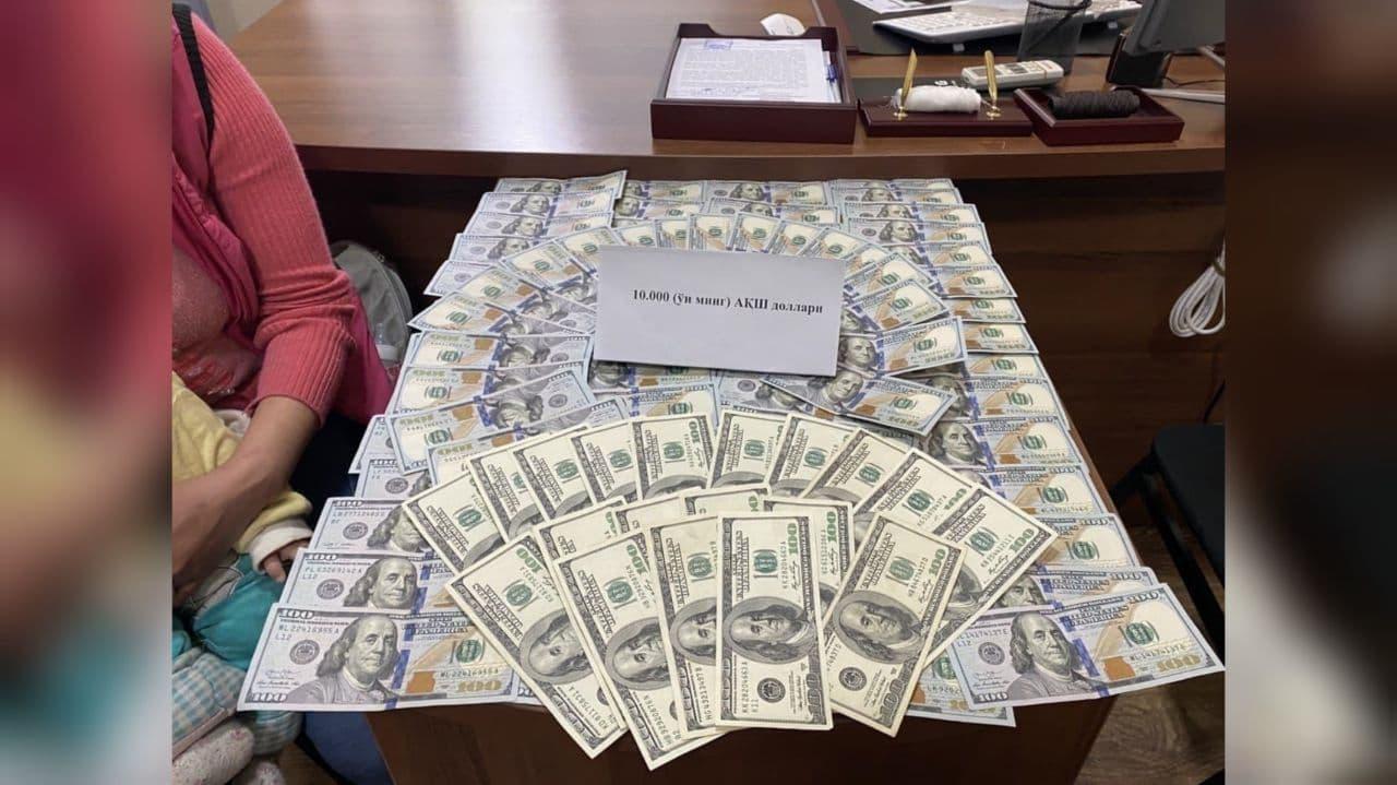 Женщина в Ташкенте пыталась продать своего восьмимесячного сына