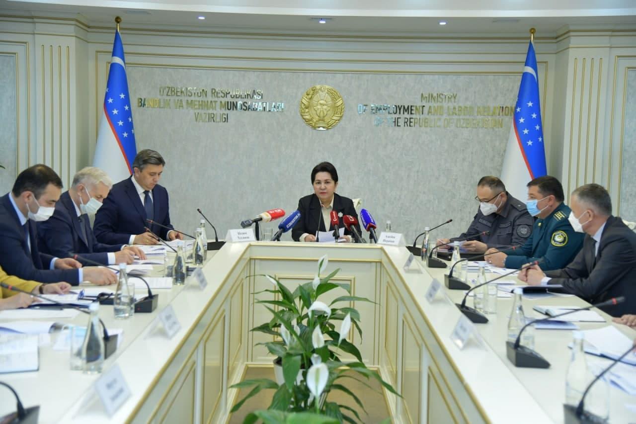 За прошлый год в Узбекистане было выявлено 93 случая торговли людьми