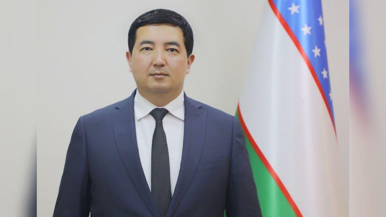 Насрулла Бабаев назначен новым заместителем министра строительства