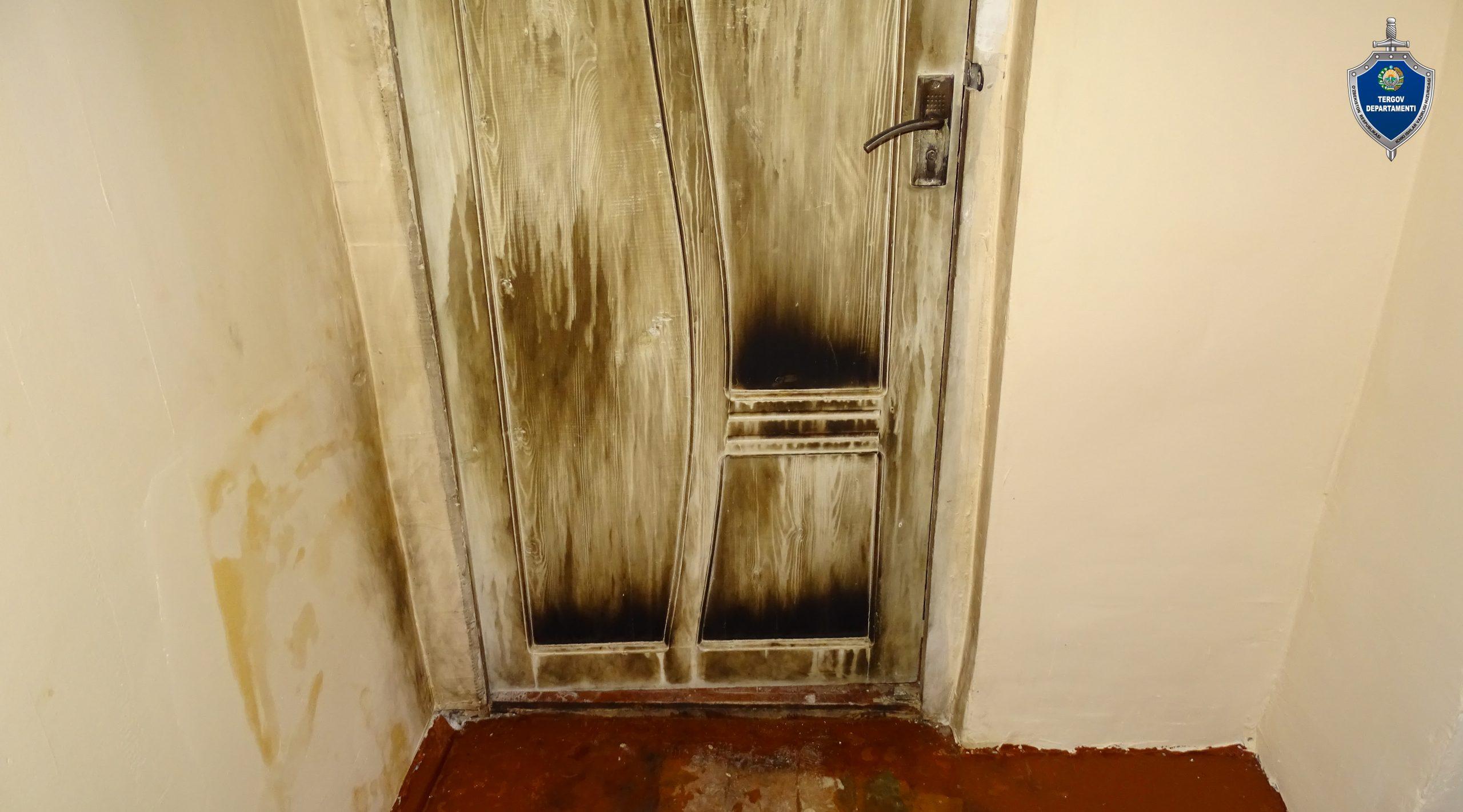 В Фергане мужчина поджег дом женщины, чтобы отомстить ей