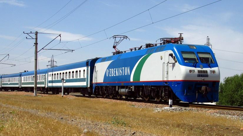 «Узбекистон темир йуллари» запустит пассажирский поезд в Иссык-Куль