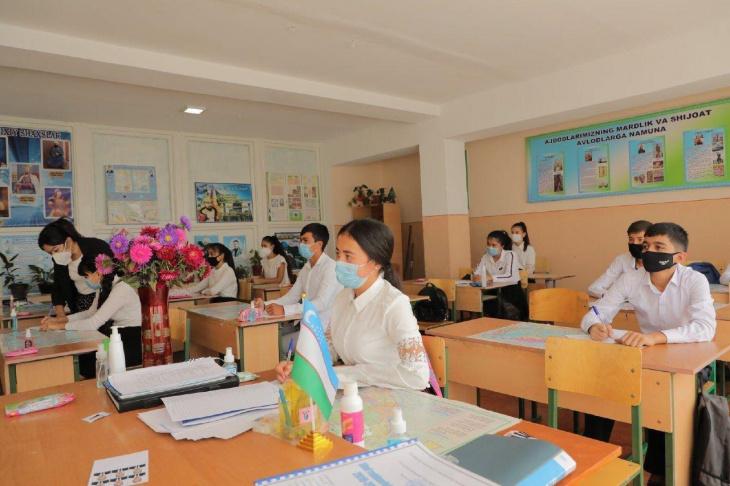 В школах Узбекистана не будут преподавать предмет полового воспитания