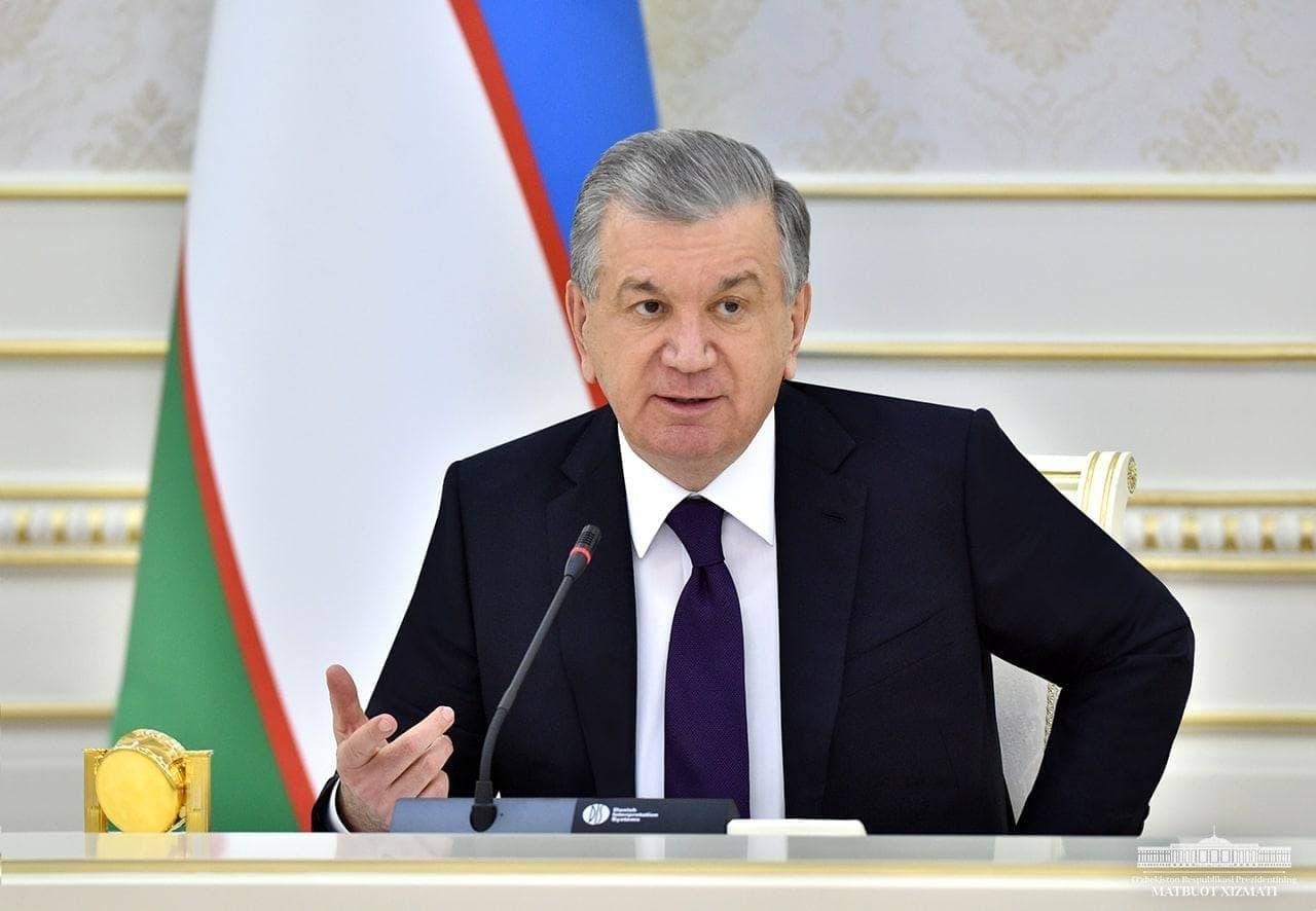 Шавкат Мирзиёев выступит на 14-м саммите Организации экономического сотрудничества