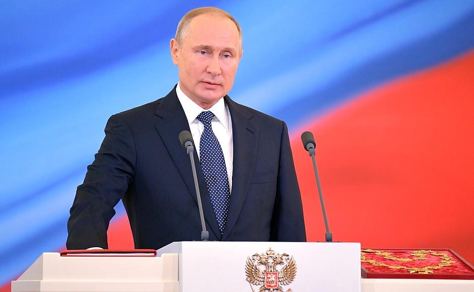 Владимир Путин сможет баллотироваться на ещё один срок президентства