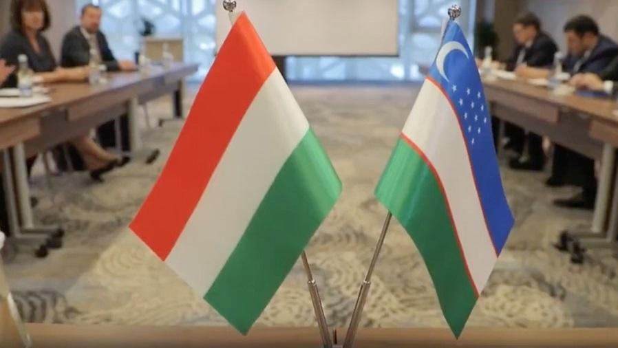 Внешнеторговый оборот Узбекистана и Венгрии составил почти 110 миллионов долларов
