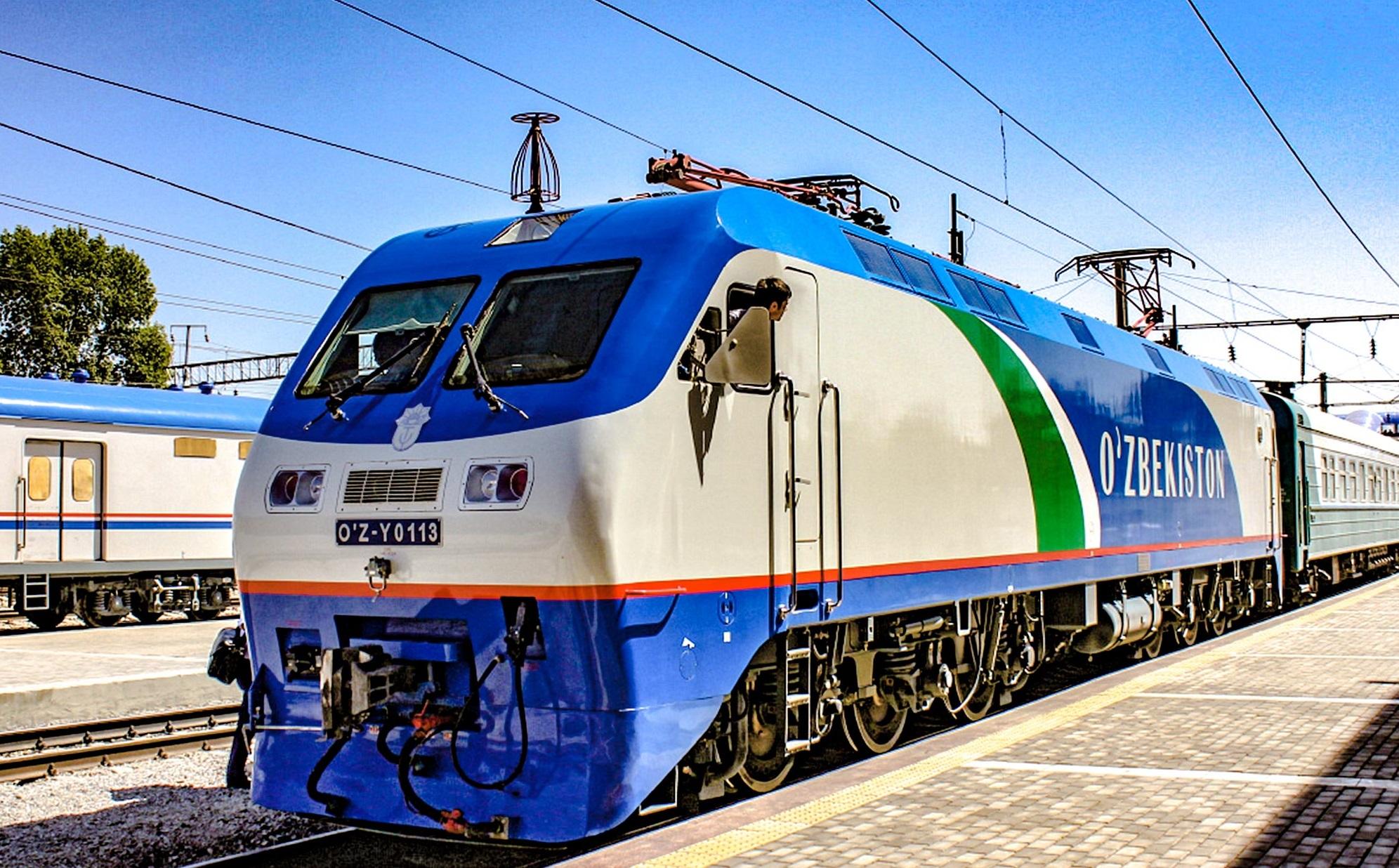 В Узбекистане запускаются ж/д рейсы Кунград-Нукус-Хива