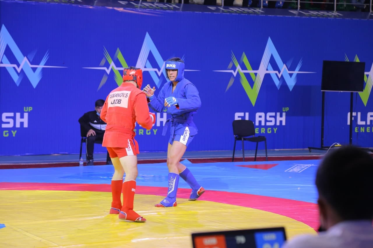 В Узбекистане пройдет чемпионат Азии по самбо