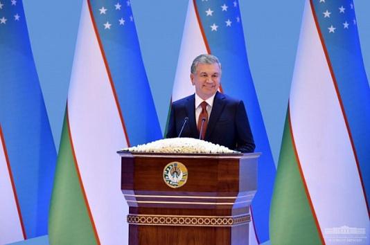 В предверии 8 марта президентом награждены узбекистанки