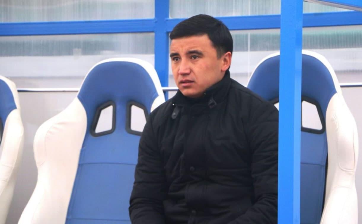Главный тренер футбольной команды «Турон» отстранен на две игры
