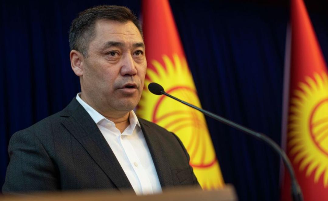 На следующей неделе президент Кыргызстана посетит Узбекистан