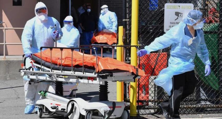 За последние сутки более семи тысяч людей скончались от коронавируса по всему миру