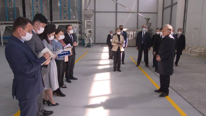 Президент прокомментировал слухи с зоной отдыха «Шоввозсой» — видео