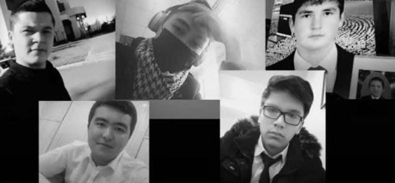 Обнародована причина гибели пятерых студентов в Ташкенте