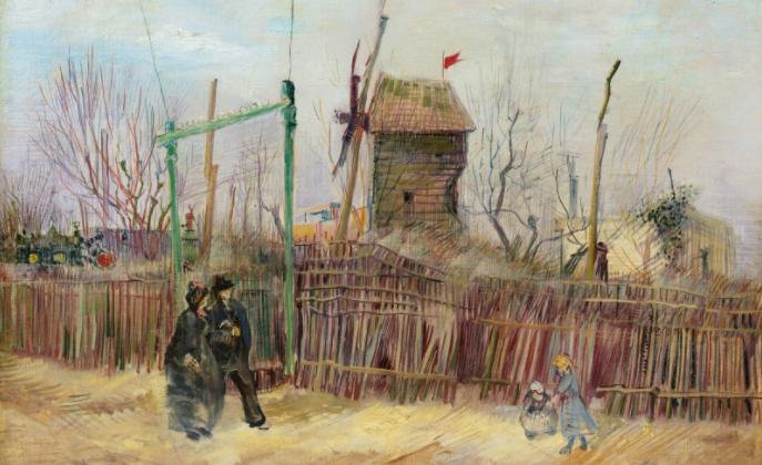 Одну из картин Ван Гога продали на аукционе за более чем 16 миллионов евро