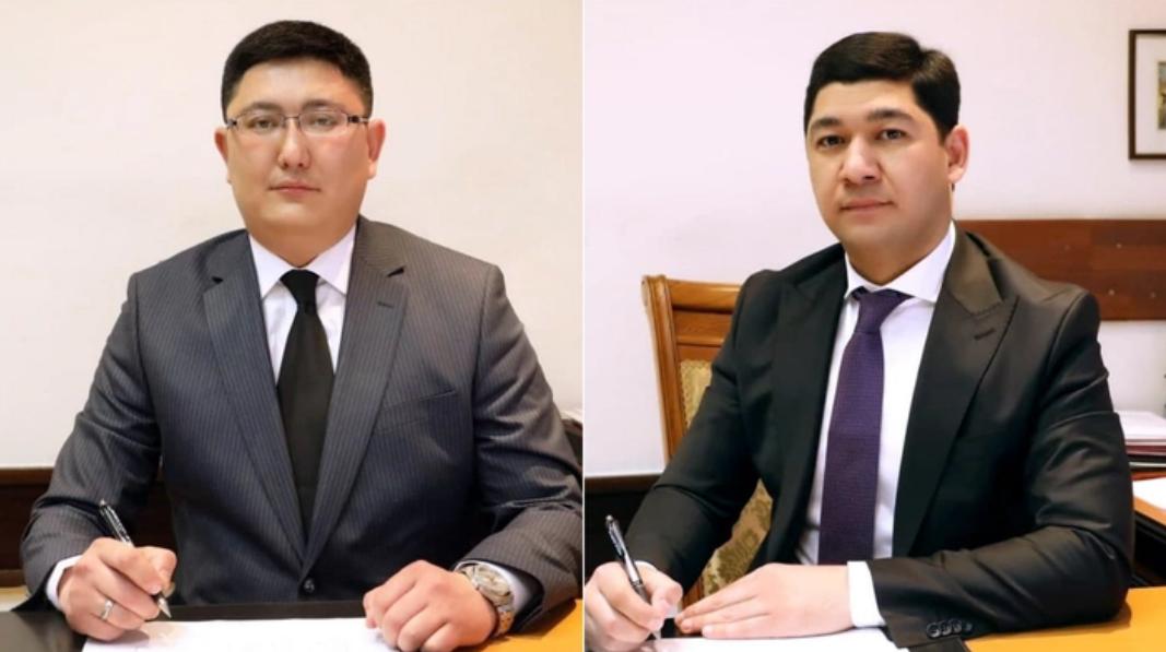 В двух районах Ташкента назначены новые руководители налоговых инспекций