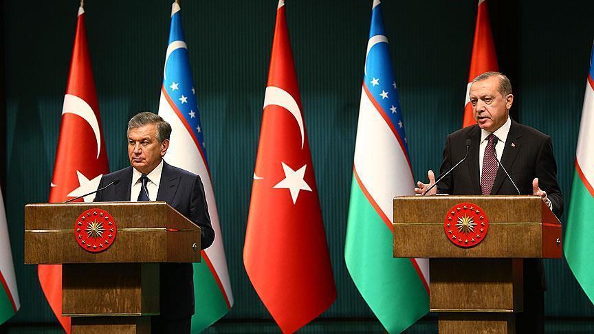Одобрено соглашение о военно-финансовом сотрудничестве между Узбекистаном и Турцией
