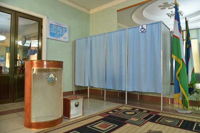 Народно-демократическая партия Узбекистана начала подготовку к президентским выборам