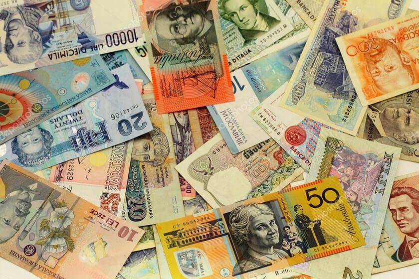 Японская, украинская, азербайджанская валюта: как выглядят бумажные деньги в разных странах — фото