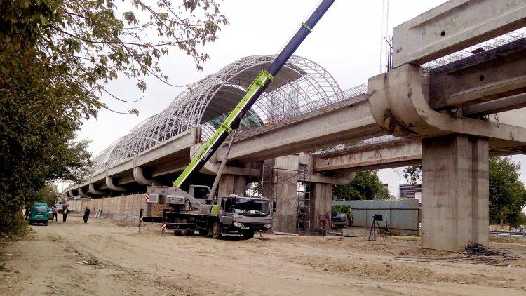 Надземная линия метро будет соединять столицу с Ташобластью