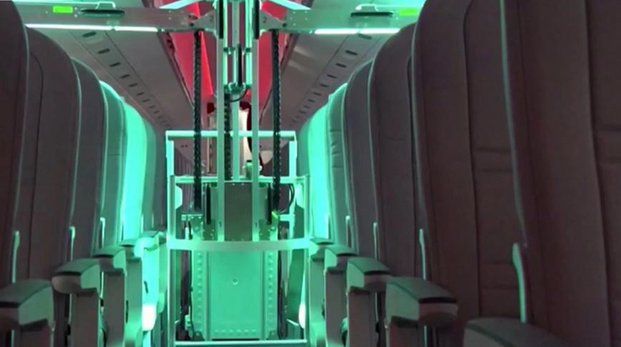 Швейцарские разработчики изобрели «робота-убийцу» коронавируса