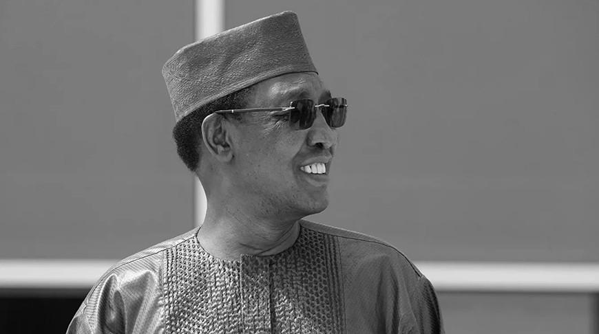 Переизбранный в шестой раз президент Чада умер из-за полученных ранений