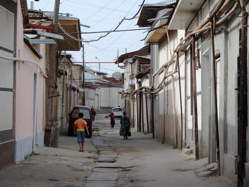 В Самарканде снесут три тысячи домов, расположенных за вокзалом