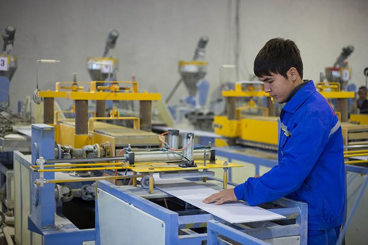 Производящим новые виды стройматериалов предприятиям возместят 50 процентов затрат