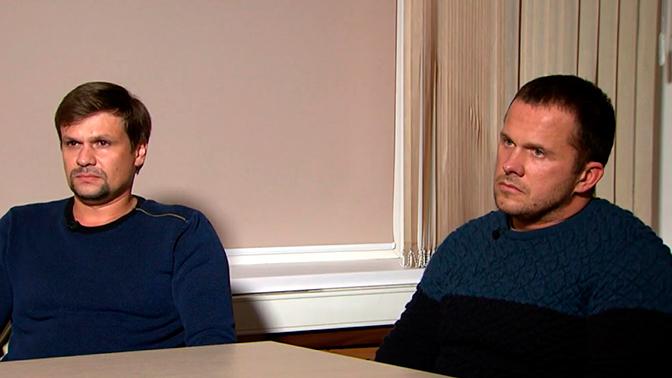 Власти Чехии подозревают россиян Александра Петрова и Руслана Боширова во взырыве склада боеприпасов в 2014 году