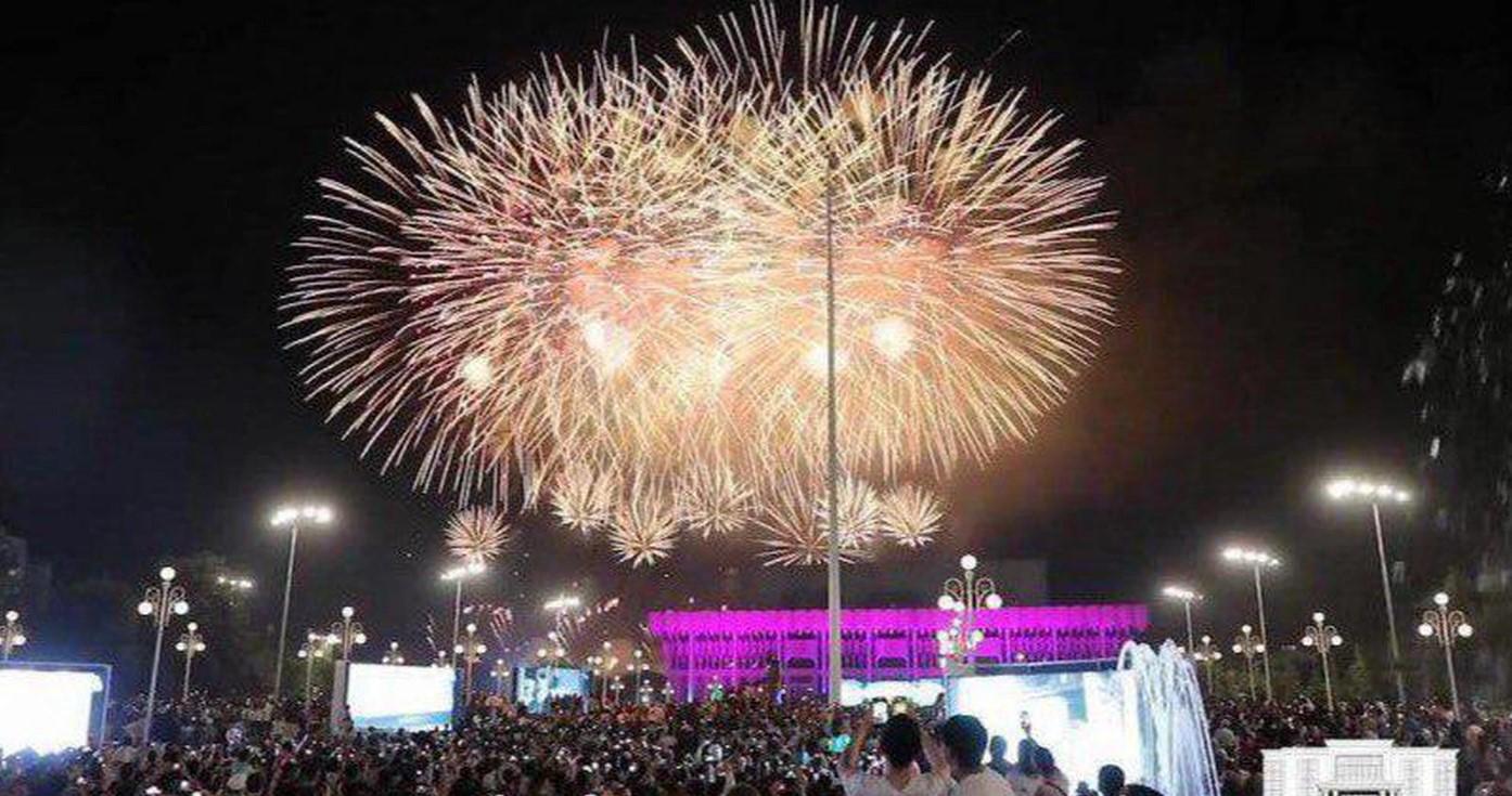 В Ташкенте 9 мая состоится праздничный салют