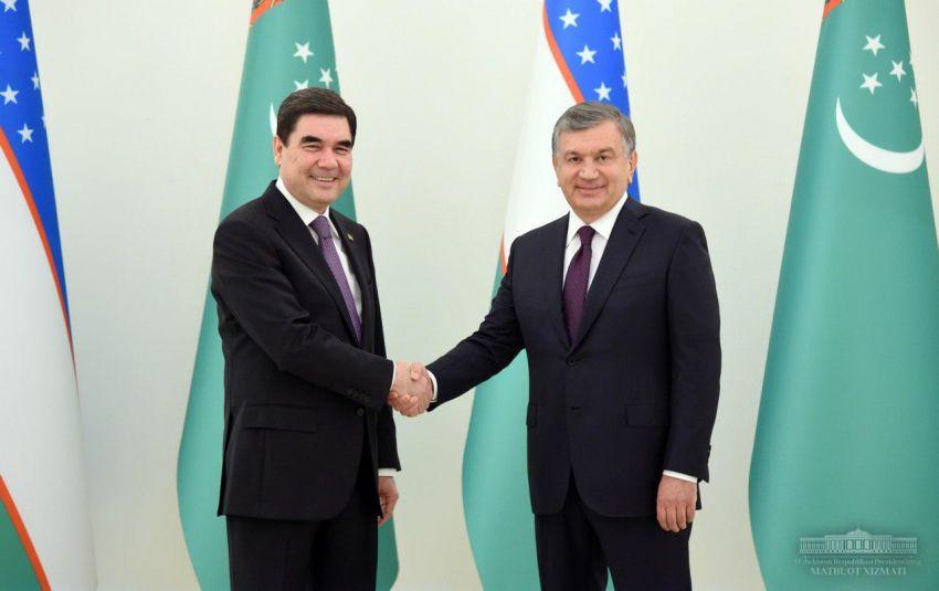 Президент Узбекистана посетит Туркменистан