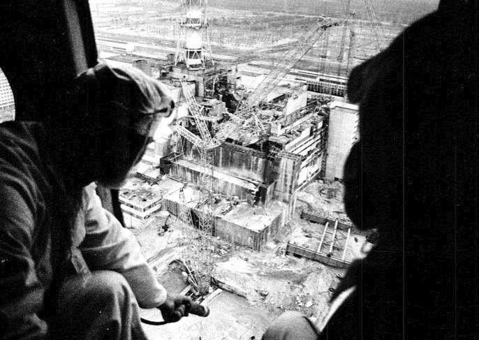 Мутация, разрушения и радиация: аварии на Чернобыльской АЭС – фото