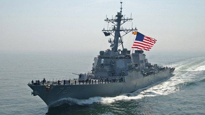 США может отправить военные корабли в ответ на действия России