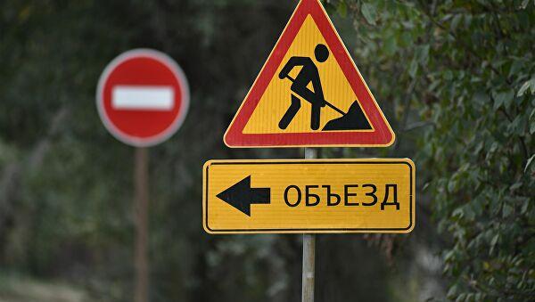 Часть одной из улиц Ташкента будет временно перекрыта — карта