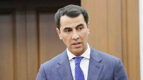 Равшан Ирматов избран первым вице-президентом Национального олимпийского комитета
