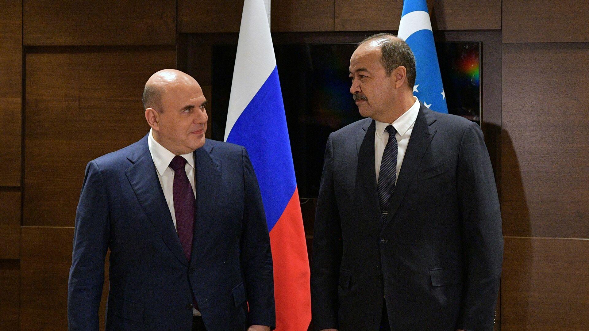 Абдулла Арипов попросил Россию увеличить поставки вакцины Sputnik V в Узбекистан