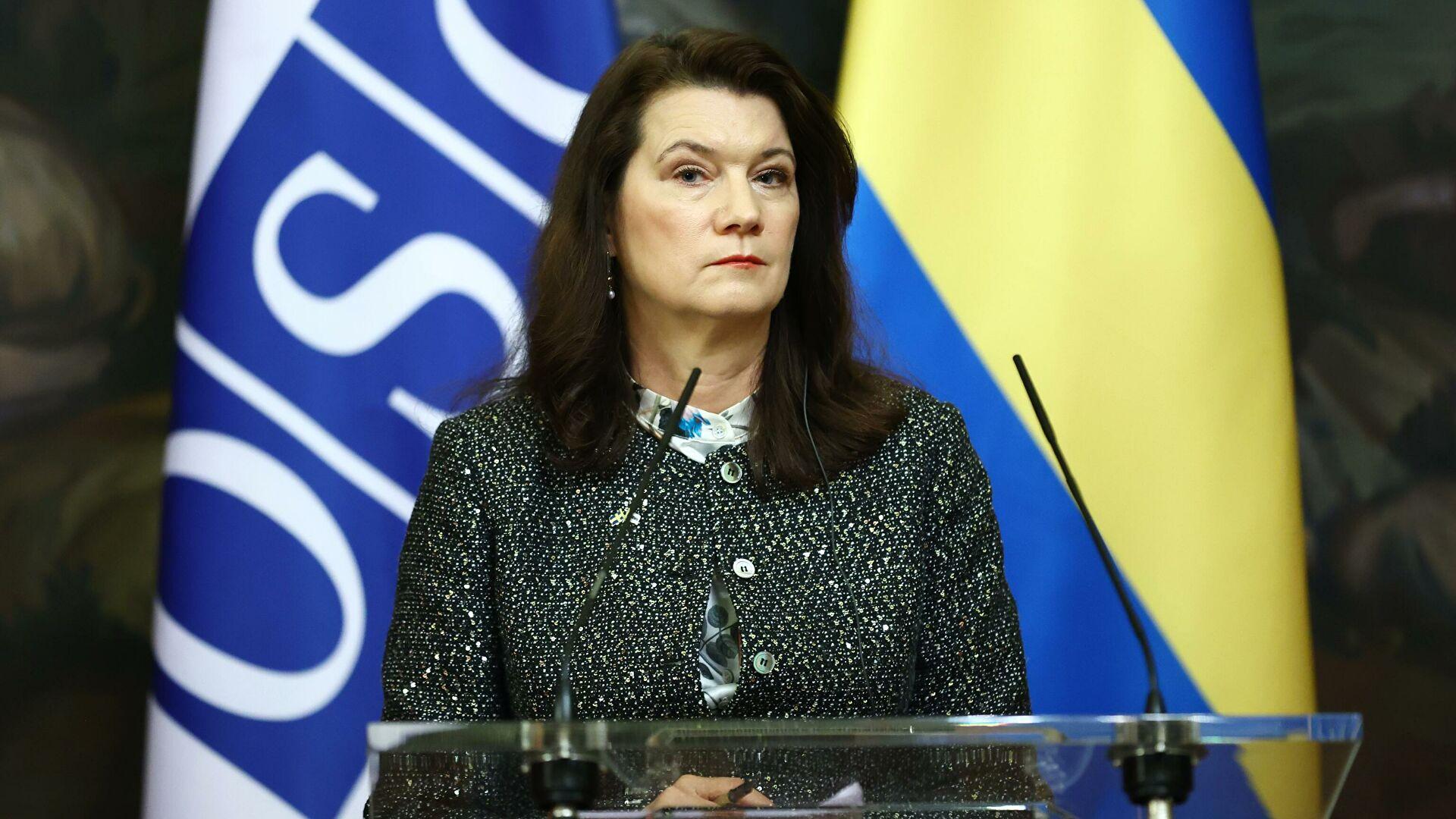 Председатель ОБСЕ прибыла в Узбекистан