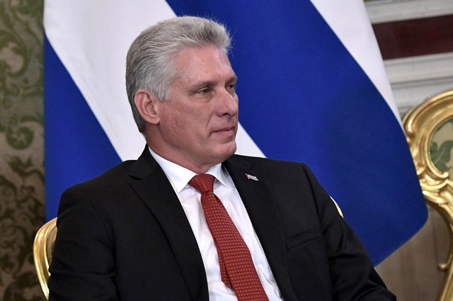 Мигель Диас-Канель назначен новым лидером Кубы