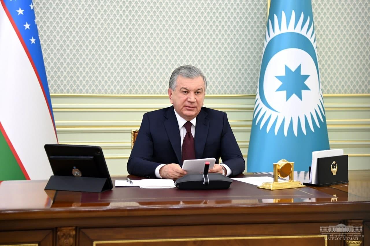 Президент Узбекистана предложил президенту Азербайджана помощь в восстановлении Нагорного Карабаха