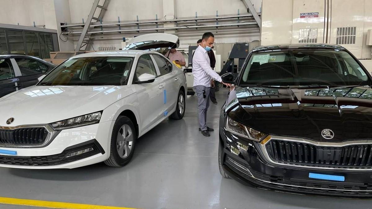 Volkswagen Uzbekistan планирует продавать Škoda Octavia