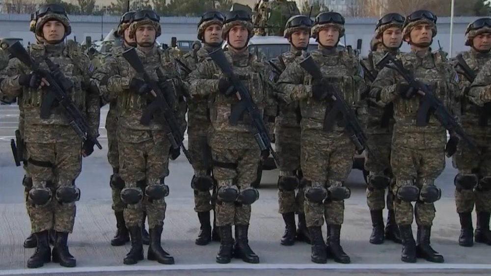 Опубликованы условия приема кандидатов в Академию СГБ Узбекистана