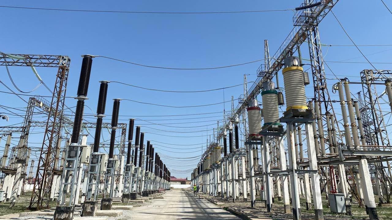 Высоковольтную подстанцию «Зафарабад» построят в Джизакской области