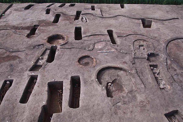 В Египте нашли 110 гробниц древней династии фараонов