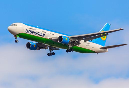 В Uzbekistan Airways планируют прекратить рейсы в 9 стран