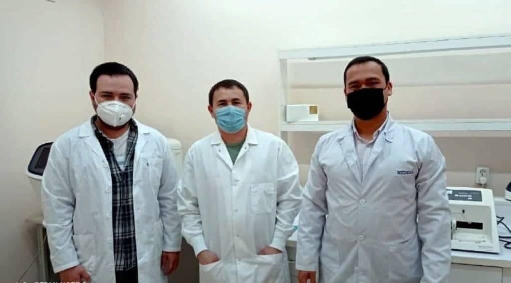 В Узбекистане расшифровали полные геномы вируса SARS-CoV-2