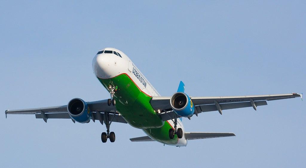 В Uzbekistan Airways объявили стоимость билетов на рейсы между Ташкентом и Москвой