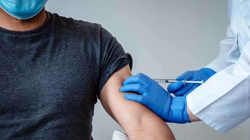 В первый день вакцинации в Узбекистане привились более пяти тысяч граждан